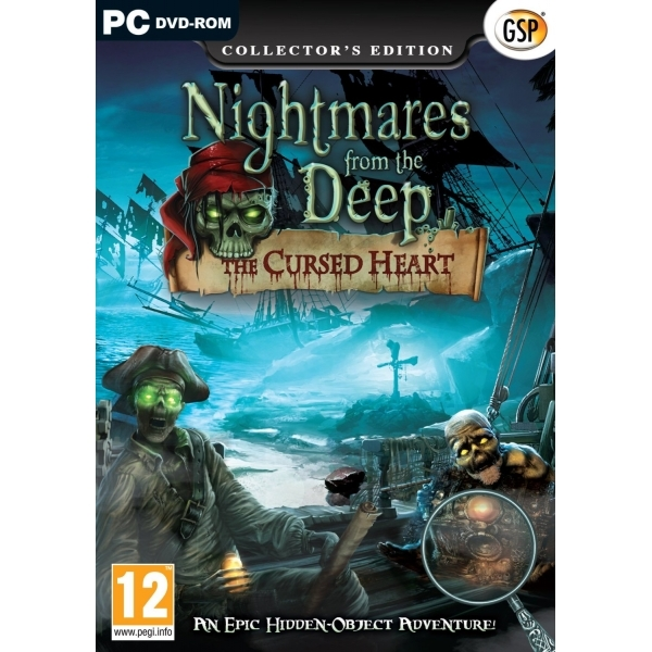 Nightmares From The Deep Game