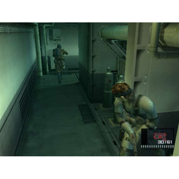 Metal Gear Solid HD Collection Game PS3 - Image 2