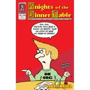 Knights of the Dinner Table Issue # 186