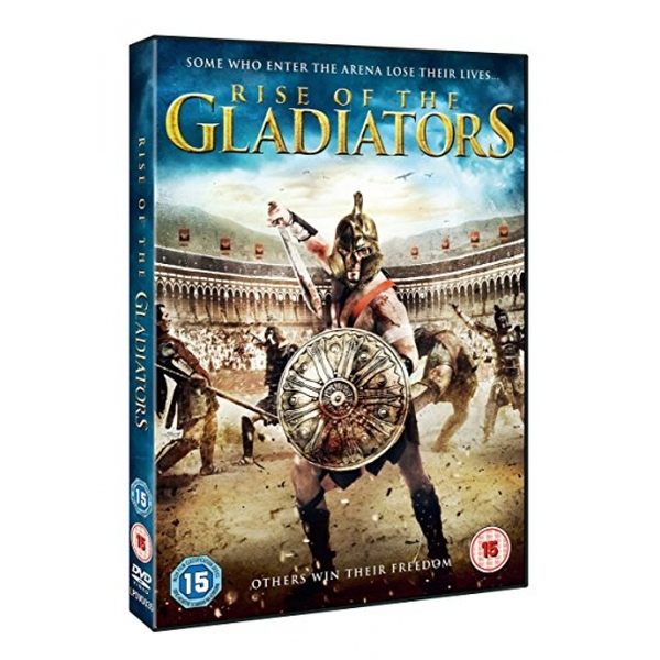 Rise of the Gladiators DVD