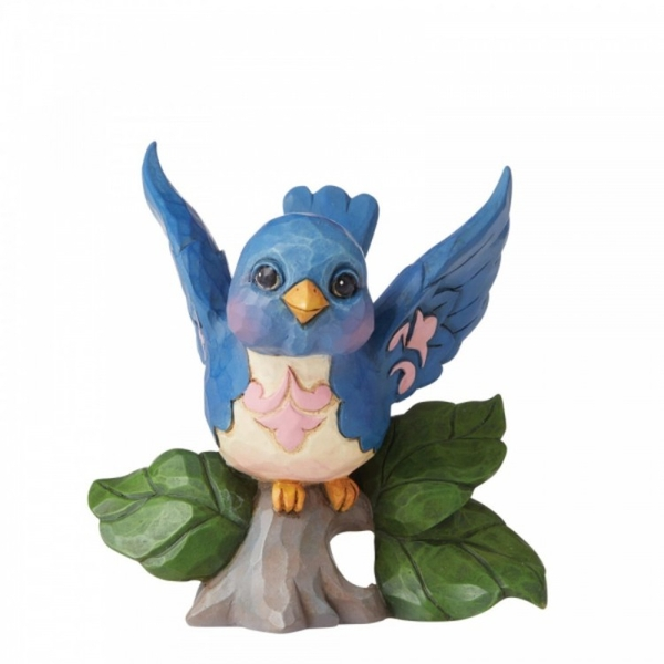 Bluebird Mini Figurine by Jim Shore