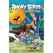 Angry Birds: Furious Fowl Hardcover