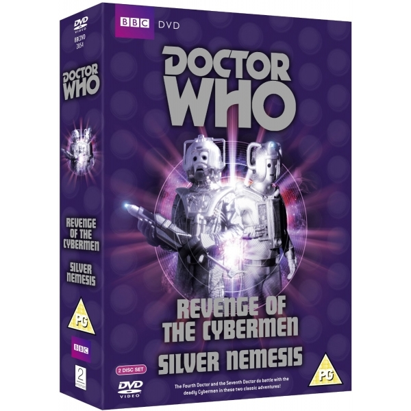 Doctor Who Cybermen Collection (1988) DVD
