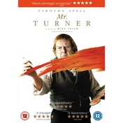 Mr Turner DVD