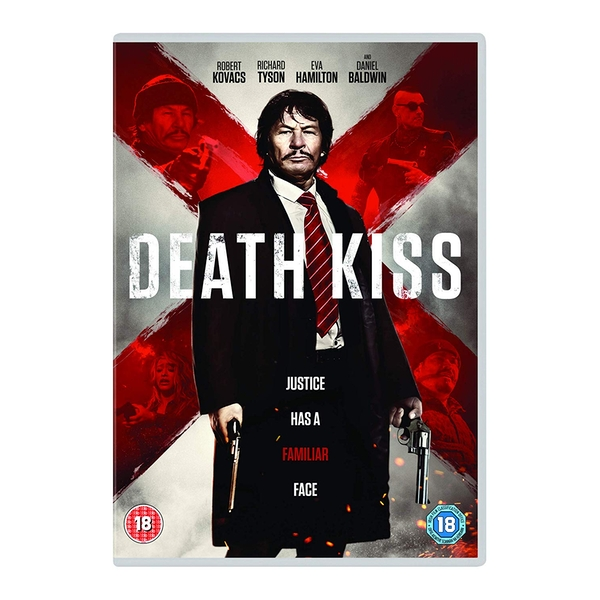 Death Kiss DVD