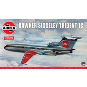 Airfix Hawker Siddeley 121 Trident Vintage Classics Aircraft 1:144 Scale Model Kit