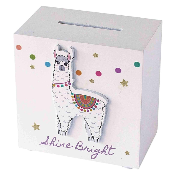 Arora Kids Money Box Llama