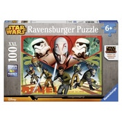 Star Wars Rebels XXL 100 Piece Jigsaw Puzzle
