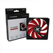 Xilence Performance C 120mm 1300RPM Red Fan - Image 2