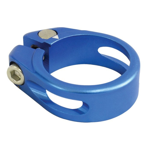 ETC One23 Alloy Seat Clamp 34.9mm Blue