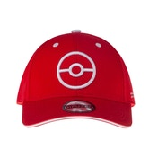 Pokemon - Trainer Tech Fitting: Buckle Strap - Red