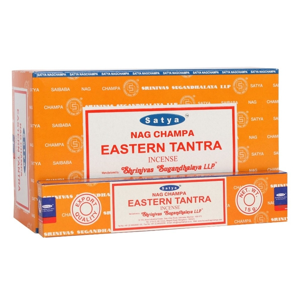 Eastern Tantra Incense