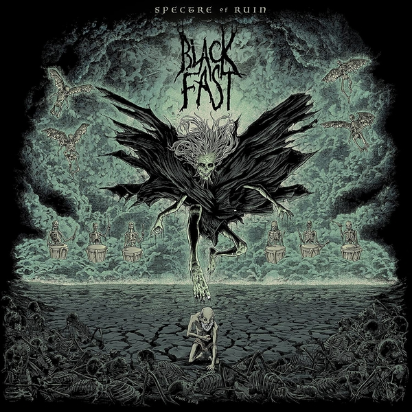 Black Fast - Spectre of Ruin Vinyl