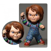 Ex-Display Chucky (Child's Play) Good Guys Stylized 6 Inch Action Figure Used - Like New