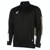 Sondico Venata Quarter Jacket Youth 9-10 (MB) Black/Charcoal/White