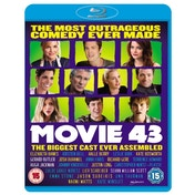 Movie 43 Blu-ray
