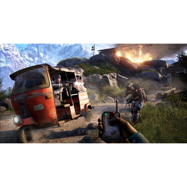 Far Cry 4 PS4 Game - Image 7