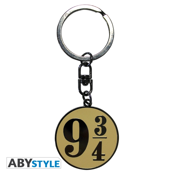 Harry Potter - Platform 9 3/4 Metal Keyring