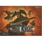 Ex-Display Mage Knight Board Game Used - Like New
