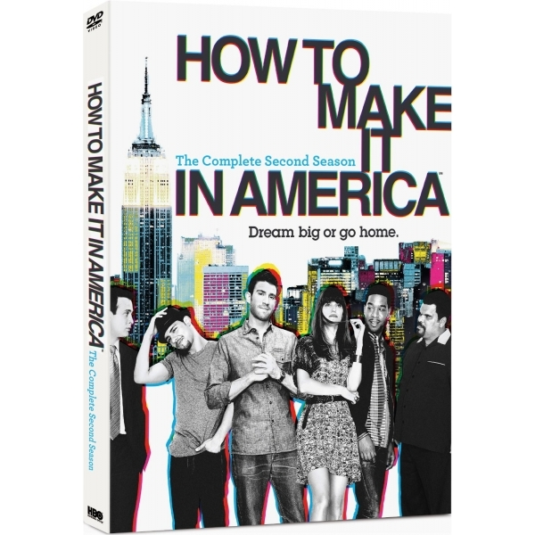 How To Make It In America - Series 2 - Complete DVD