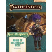 Pathfinder Adventure Path: Ruins of the Radiant Siege (Agents of Edgewatch 6 of 6) (P2) by Amber Stewart (Paperback, 2021)