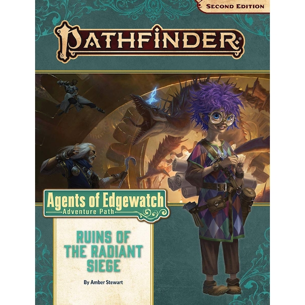 Pathfinder 2nd Edition Adventure Path: Ruins of the Radiant Siege (Agents of Edgewatch 6 of 6) (P2)