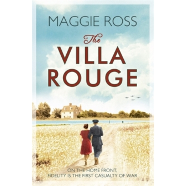 The Villa Rouge by Maggie Ross (Paperback, 2016)