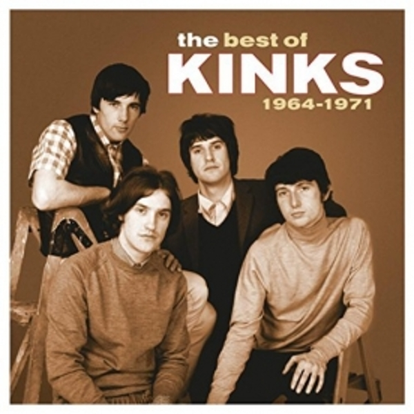 The Kinks - The Best of the Kinks 1964-1971 CD
