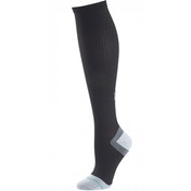 1000 Mile Compression Sock Black Mens M