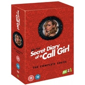 Secret Diary of a Call Girl Series 1-4 Complete DVD
