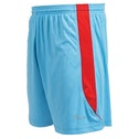 Precision Real Shorts 42-44 inch Sky/Maroon