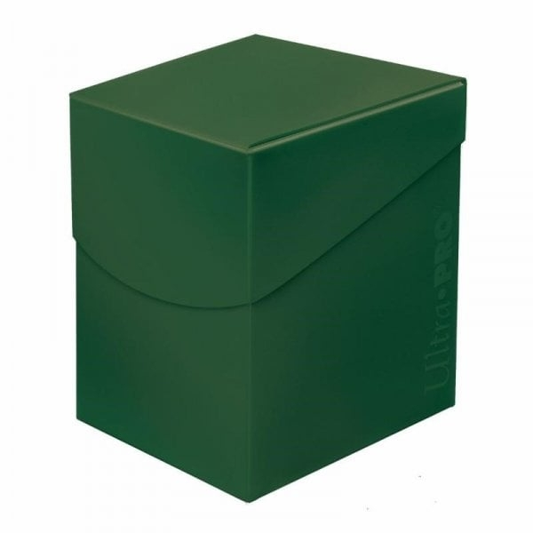 Ultra Pro Eclipse Deck Box - Forest Green