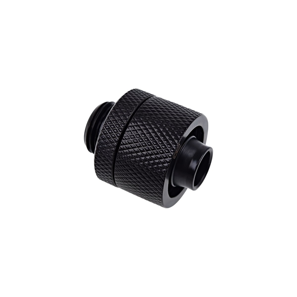 Alphacool Eiszapfen 16/10mm Deep Black Compression Fitting