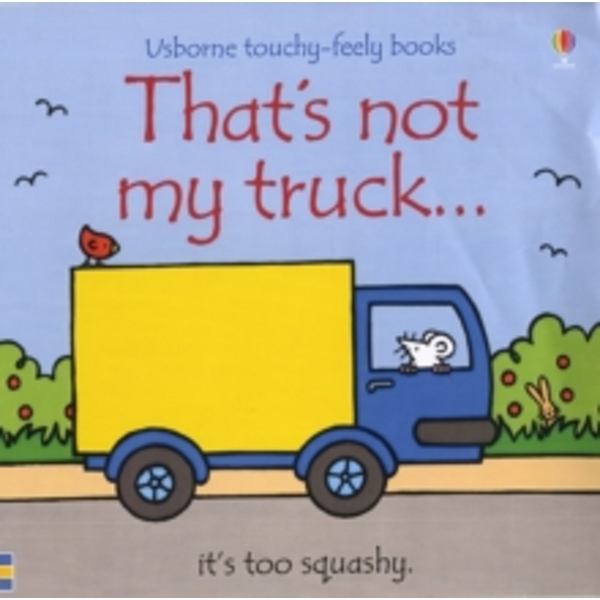 That's Not My Truck by Fiona Watt (Board book, 2008)