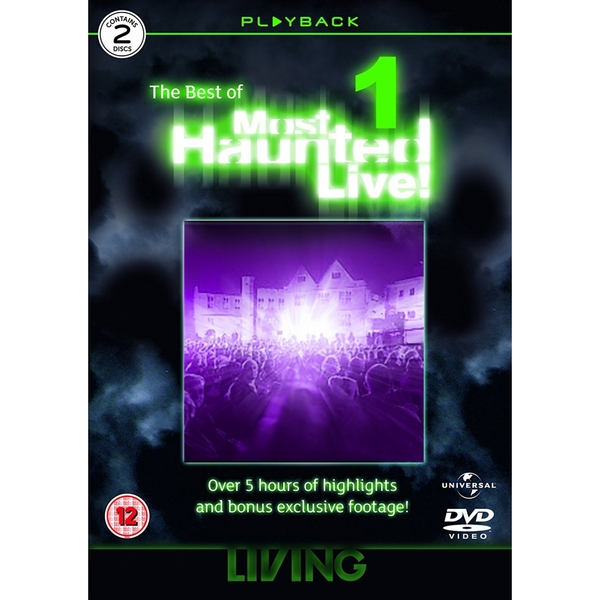 Most Haunted Live: Best Of - 1 DVD