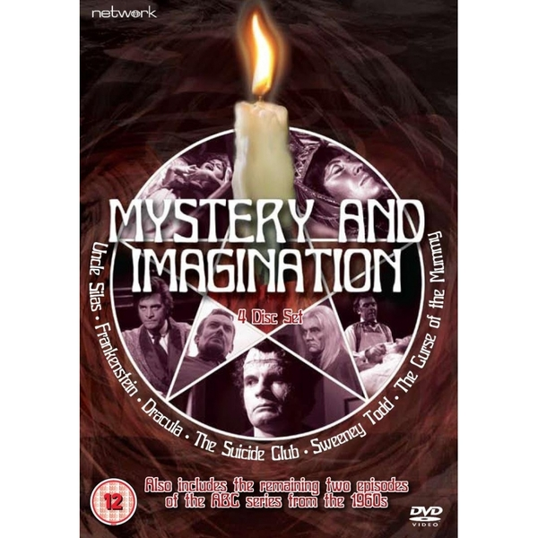 Mystery And Imagination - The Complete Series DVD
