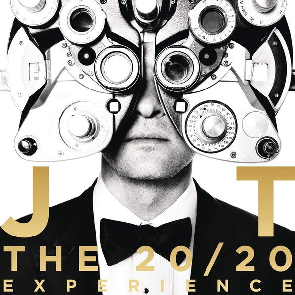 Justin Timberlake - The 20/20 Experience US CD