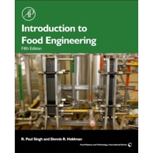 Introduction to Food Engineering by Singh (Hardback, 2013)