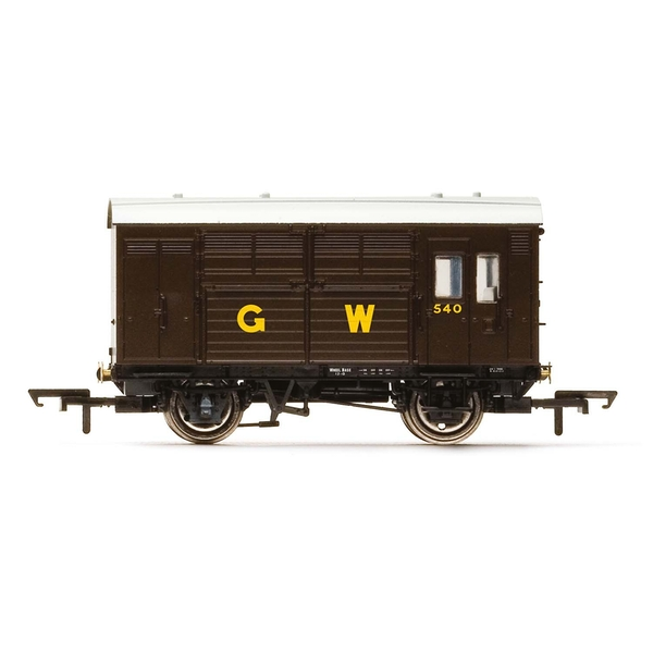 Hornby GWR N13 Horse Box 540 Era 3 Model Train