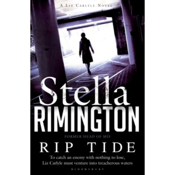 Rip Tide by Stella Rimington (Paperback, 2012)