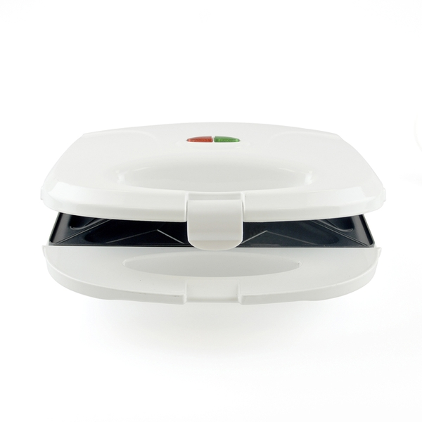 Lloytron E2603WH Kitchen Perfected 2 Slice Sandwich & Omelette Maker White UK Plug