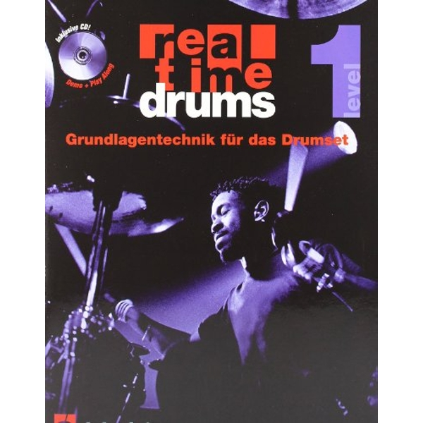 REAL TIME DRUMS 1 D   2017