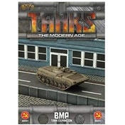 TANKS The Modern Age Sov BMP-1/BMP-2 Board Game