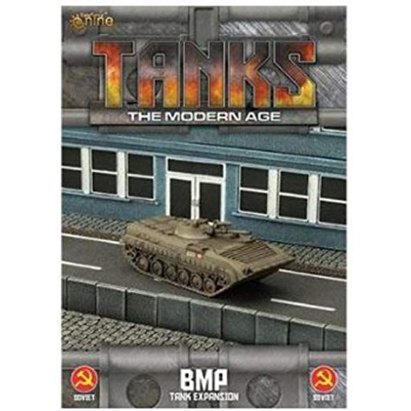 TANKS The Modern Age Sov BMP-1/BMP-2 Board Game - Image 1