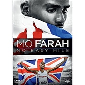 Mo Farah: No Easy Mile DVD