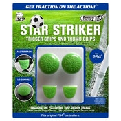 iMP Star Striker Trigger & Thumb Grips (Green) PS4