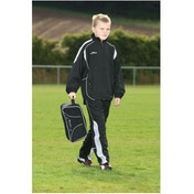 PT Ultimate Tracksuit Jacket Black/Silver/White 32-34