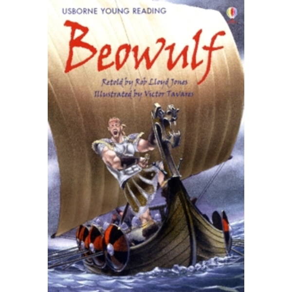 Beowulf (Young Reading (Series 3)) (3.3 Young Reading Series Three (Purple)) Hardcover