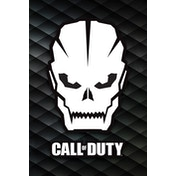 Call Of Duty - Skull Maxi Poster