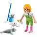 Playmobil Zookeeper with Seal Pups Gift Egg - Image 2